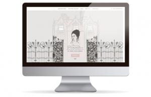 FrontPage des online Shops im Internet