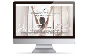 Home Seite des online Shop im Internet